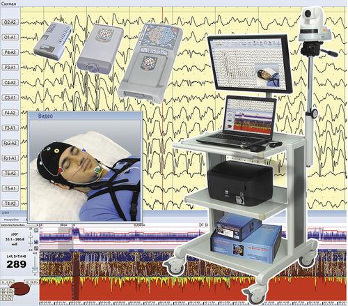RESP patient monitor / EEG / EMG / ambulatory