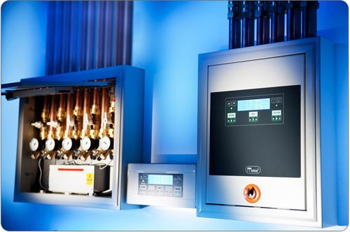 medical gas plant control and monitoring system