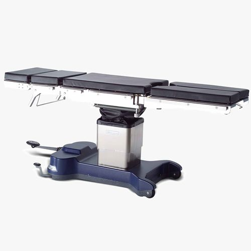 universal operating table / hydraulic / manual / height-adjustable