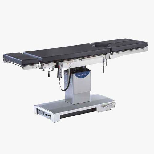 universal operating table / electro-hydraulic / height-adjustable / tilting