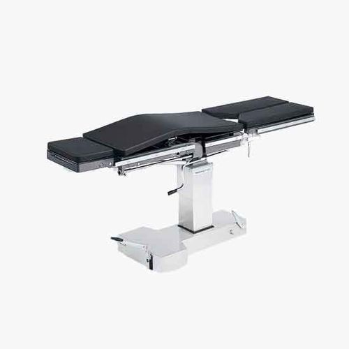 universal operating table / hydraulic / X-ray transparent