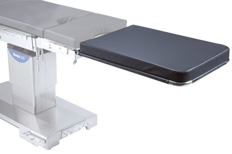 operating table leg plate