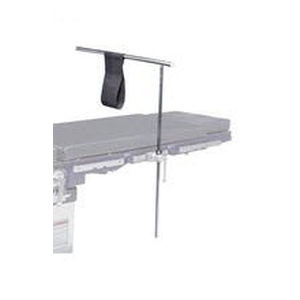 operating table anesthesia screen / with arm strap