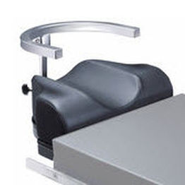 headrest / for operating tables / surgical / ophthalmic surgery