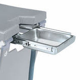 operating table cuvette / urological / with irrigation system