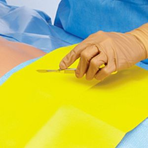 anti-slip medical mat