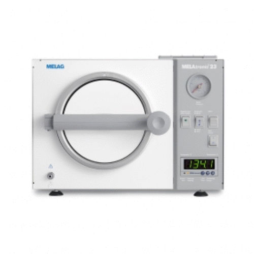 veterinary clinic autoclave / benchtop / stainless steel