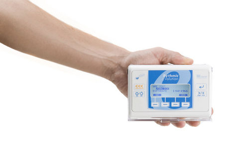 1-channel infusion pump / continuous / volumetric / ambulatory