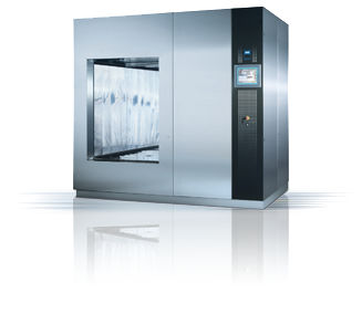autoclave for the pharmaceutical industry / horizontal