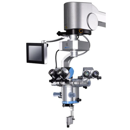 ophthalmic surgery microscope