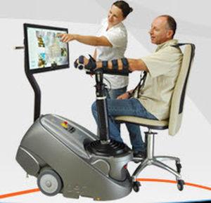 hand rehabilitation system / arm / robotic