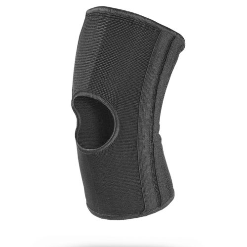 knee sleeve / open knee / with flexible stays