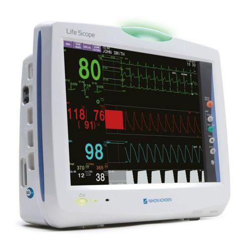 ECG multiparameter monitor