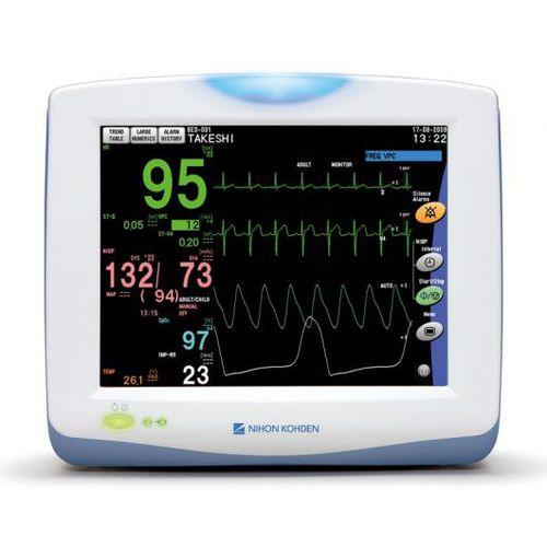 ECG multiparameter monitor / TEMP / RESP / CO2