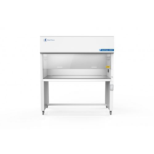 laboratory clean bench / decontamination / on casters / vertical laminar flow