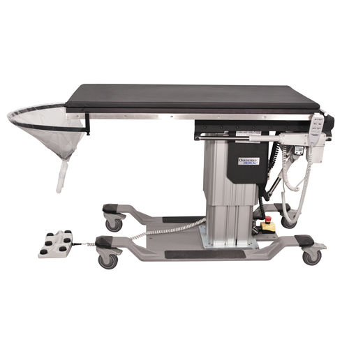 urological examination table / electric / height-adjustable / Trendelenburg