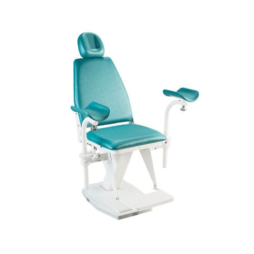 manual blood donor chair / 2-section