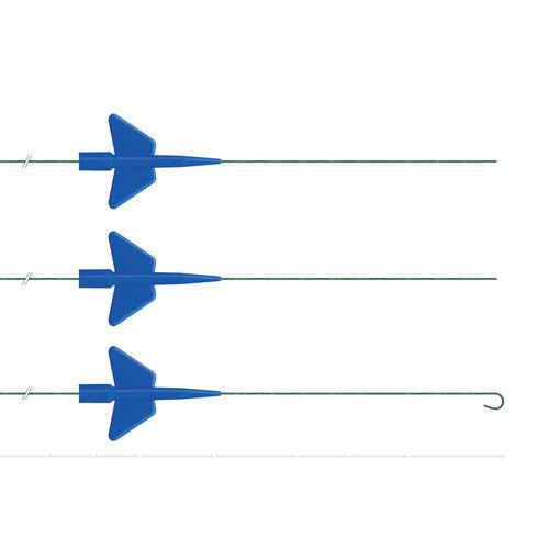 lead guidewire / arterial