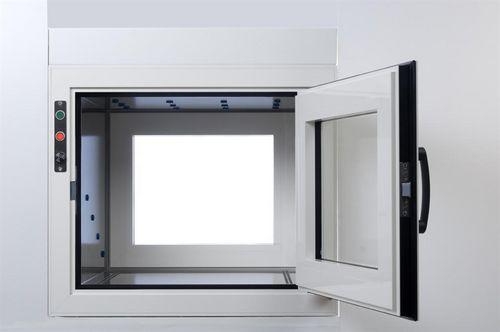 clean room transfer hatch