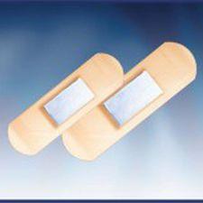 adhesive band / non-adherent / hemostatic