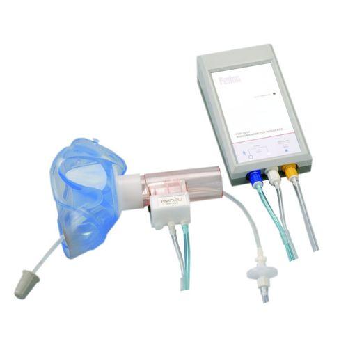 rhinomanometry system
