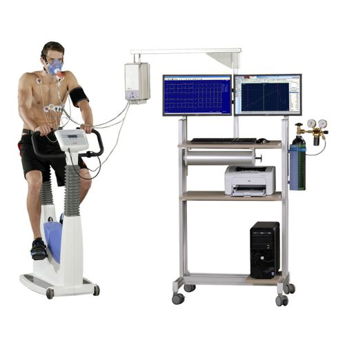 cardio-respiratory stress test equipment