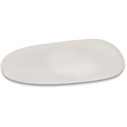 pectoral implant / anatomical / silicone gel