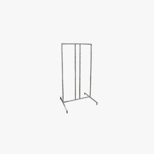 storage rack / basket / wall-mount / modular