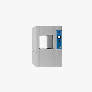 laboratory autoclave / horizontal / automatic / programmable
