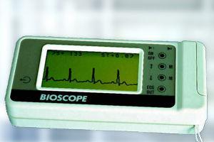 ECG patient monitor / emergency / portable