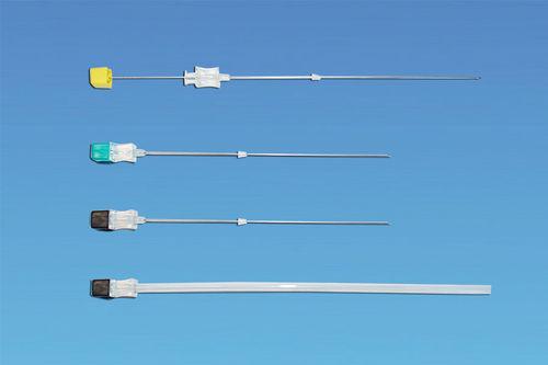 amniocentesis needle