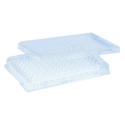 ELISA microplate / diagnostic / 96-well