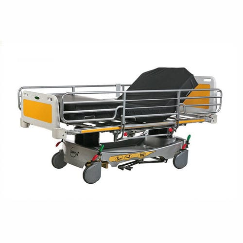 intensive care bed / electric / hydraulic / height-adjustable