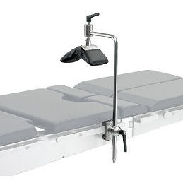 thigh support / for operating tables / adjustable