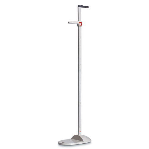 mechanical height rod