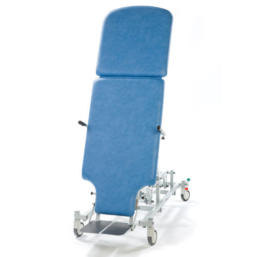 2 sections tilt table / therapy / cardiology / electric
