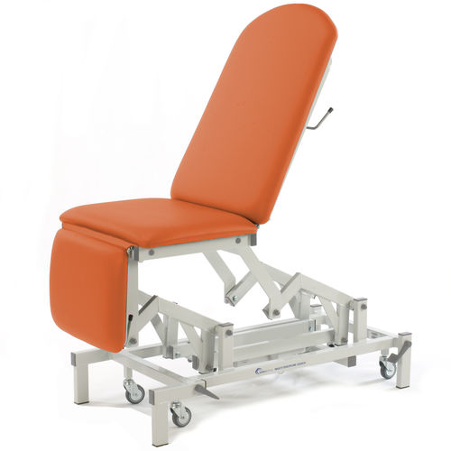 general examination couch / gynecological / for ultrasound imaging / minor surgery