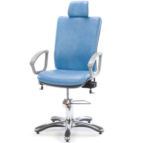 ENT examination chair / ophthalmic / hydraulic / pneumatic