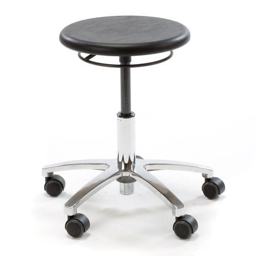 healthcare facility stool / laboratory / for veterinary facilities / for surgeons