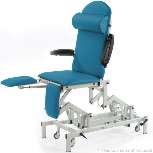 general examination chair / podiatry / minor surgery / dermatology