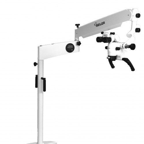 dental examination microscope / dental surgery microscope / wall-mounted / on casters