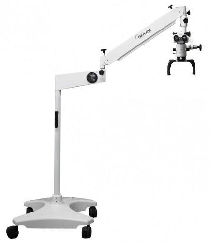 dental examination microscope / dental surgery microscope / on casters