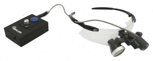 LED headlight / for binocular loupes