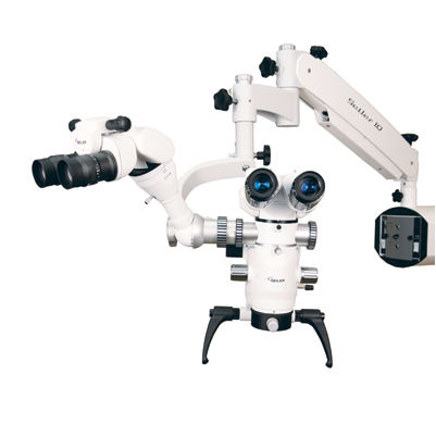 operating microscope co-observation module