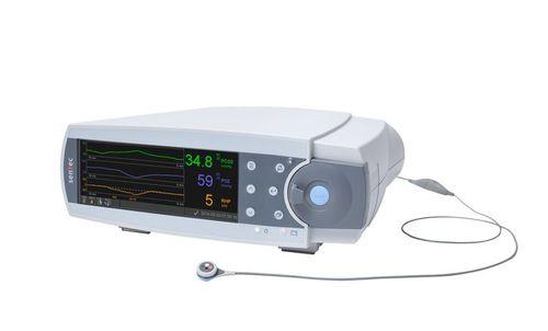 TcPO2 patient monitor / tcpCO2 / SpO2 / intensive care