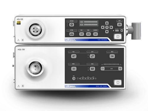 endoscopy video processor / HD / with xenon light source