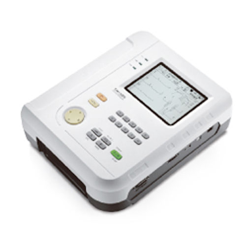 12-channel electrocardiograph / digital / with display