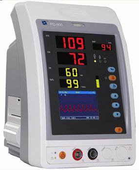 NIBP vital signs monitor / SpO2 / compact / pediatric