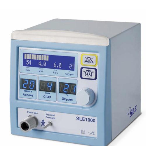 resuscitation ventilator / infant / CPAP