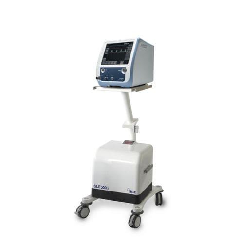 transport trolley / for respiratory ventilators